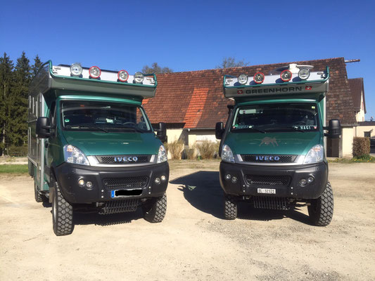 Iveco 4x4 Greenhorn