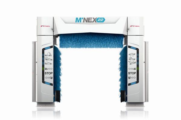 M'NEX22 Waschanlage Bumerang