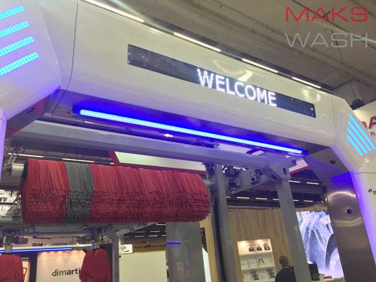 Istobal T'Wash 30 Waschstrassen Hersteller MAKSWASH Heidelberg
