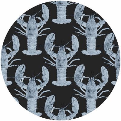 Lobster, dark grey