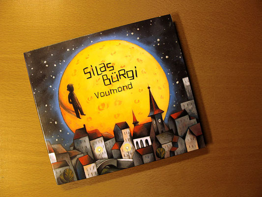 Silas Bürgi. Voumond. © 2010
