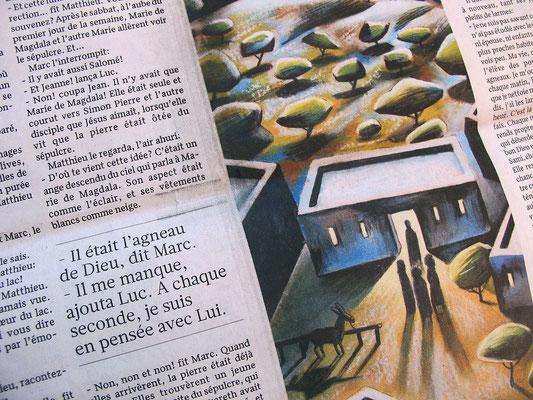 Le Matin Dimanche. Un conte de Noël. ©2013