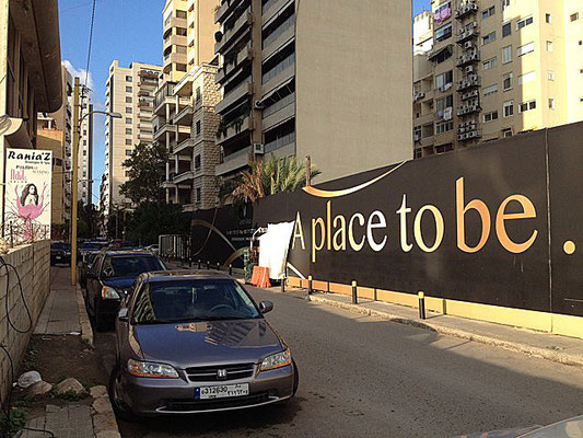 Beyrouth. 2014
