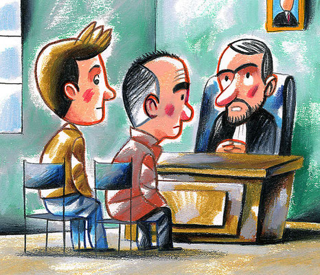 Le Particulier. Comment se faire payer après une décision de justice. ©2012