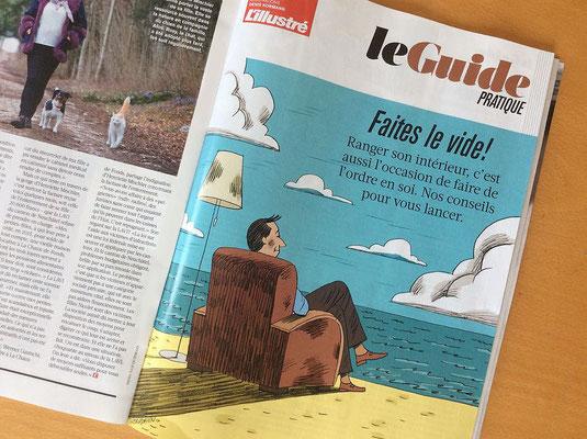 L'Illustré, le Guide Pratique. © Kormann 2017