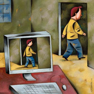 Le Temps - La fin des blogs ? ©2006