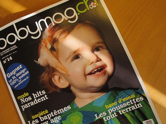 Babymag.ch. ©2011