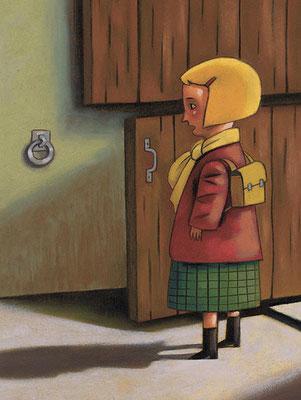 Migros Magazine. Conte de Noël. ©2004