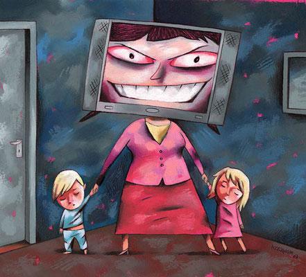 TV8. La télé bonne baby sitter ? ©2007