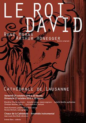 Le Roi David. © 2010