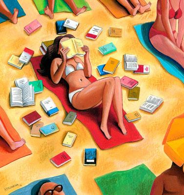 L'Illustré, le Guide Culture. © Kormann 2014