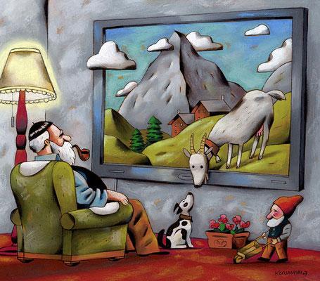 TV8. La télé haute définition suisse. ©2007