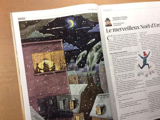 Générations - Kormann,  Conte de Noël 2017, © 2017
