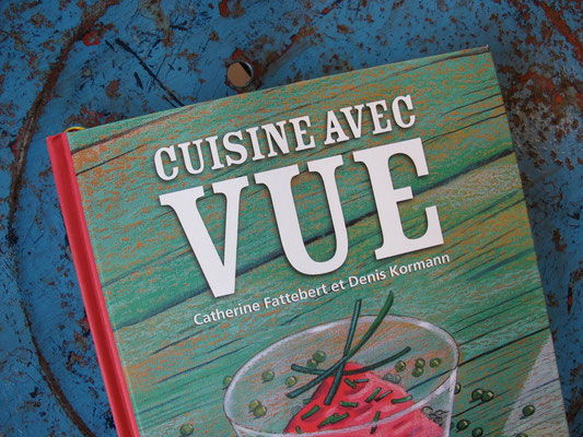 Cuisine avec vue. © Helvetiq, Fattebert, Kormann. 2013