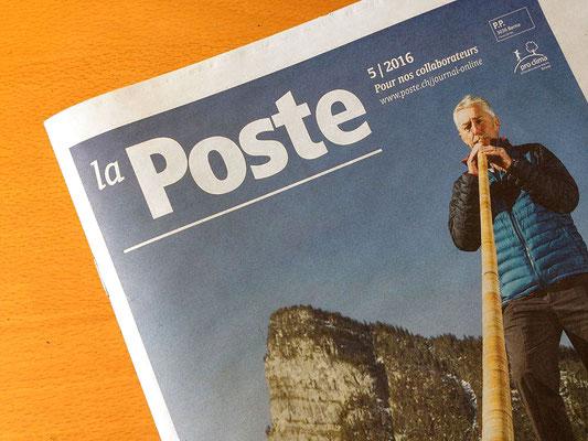 La Poste - Kormann ©2016