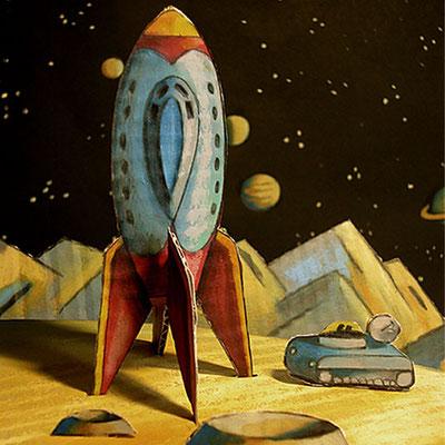 Cosmos, détail. ©2004