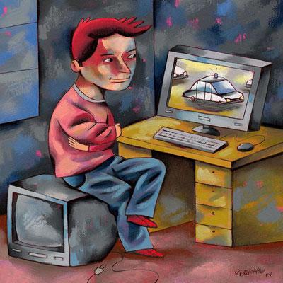 TV8. La télé sur internet. ©2007