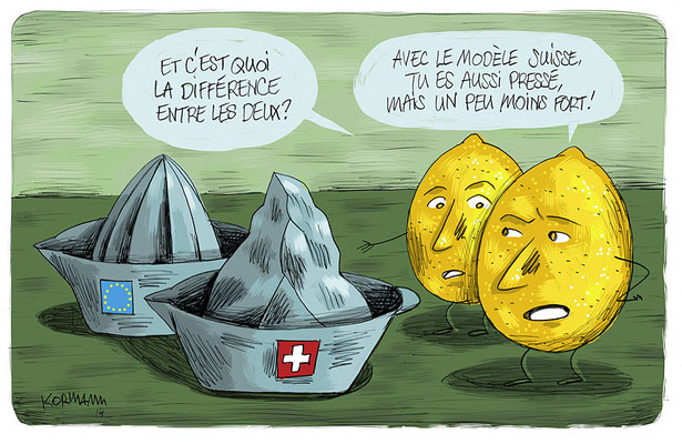 Le Temps - Couverture dossier fonds de placement. ©2014