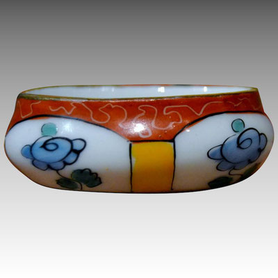 Jardinière porcelaine Limoges 1900/1910