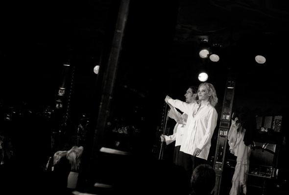 »In der Bar zum CROCODIL« - © Daniela Merz - SOLLSUCHSTELLE* Hamburg