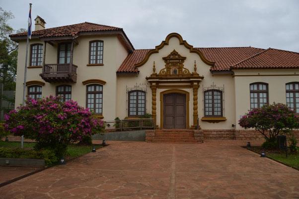 San Ignacio Missiones Gutes Gefühl