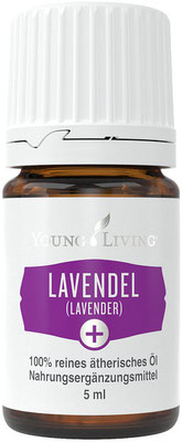 100% reines ätherisches Öl Nahrungsergänzungsmittel Lavendel+