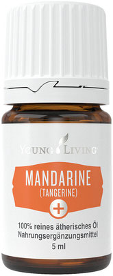 100% reines ätherisches Öl Nahrungsergänzungsmittel Mandarine+