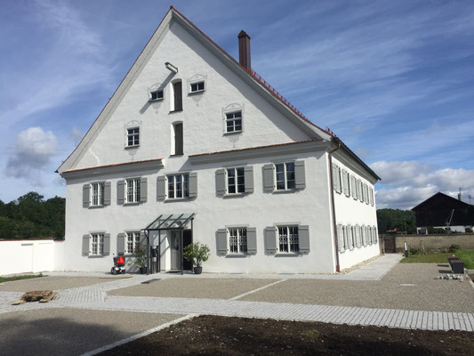 Pfarrhof Kinsau Umbau und Sanierung