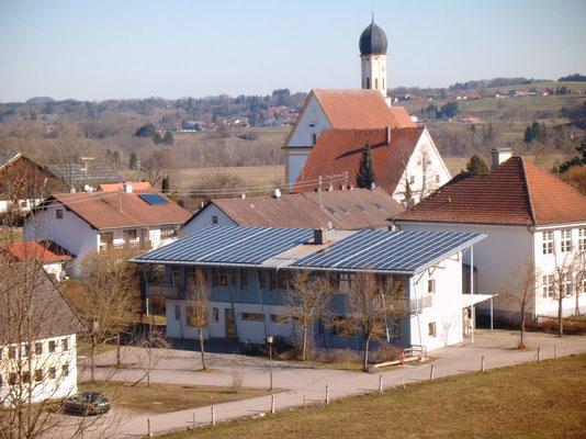 Gemeinde Kinsau - Photovoltaikanlage