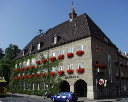 Rathaus Weilheim - Generalsanierung