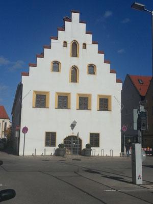 Ballenhaus Schongau - Sicherheitsbeleuchtung