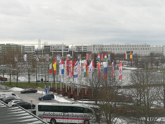 Messebesuch Messe Bau München 2019