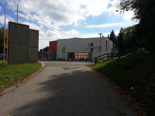 Lechsporthalle Schongau - Sanierung