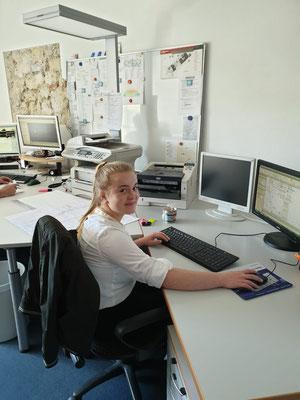 Praktikantin - Interesse als Bauzeichnerin