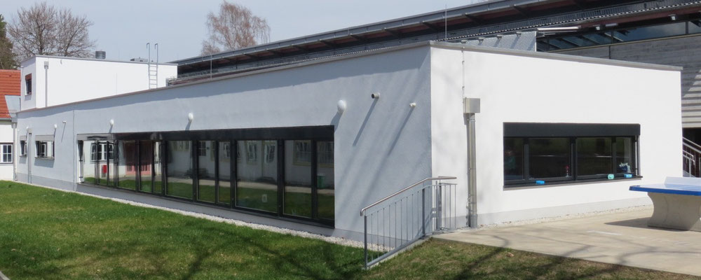 Mensa der Adalbert-Stifer-Schule in Kaufbeuren