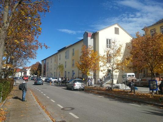 WCR Weilheim - Ernergetische Sanierung, Umbau und Erweiterung sowie Neubau eines Pavillions