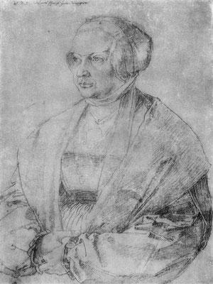 Porträt der Margarete von Brandenburg-Ansbach