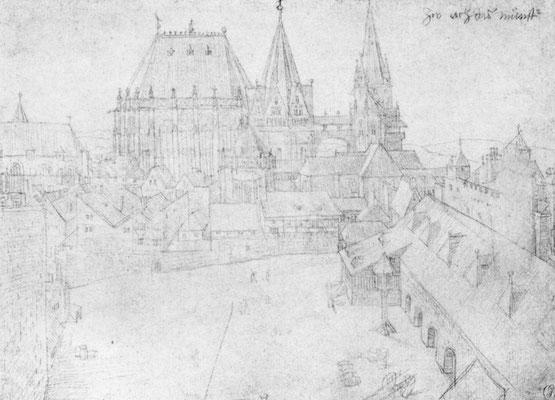 Das Münster in Aachen