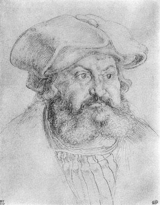 Porträt des Kurfürsten Friedrich der Weise