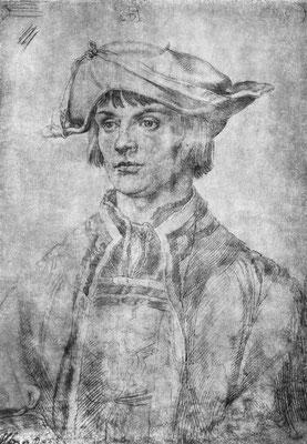 Porträt des Lukas van Leyden