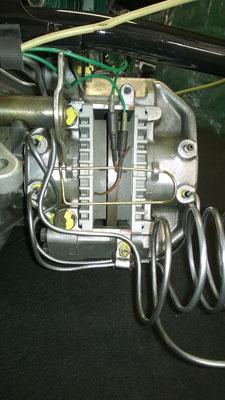 D Super 5 - Bremssattel vorne