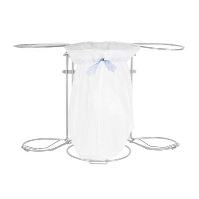 Billigt affaldssorteringssystem:  affaldsstativer til sortering i et køkken 17. Nem affaldssortering i et køkken
