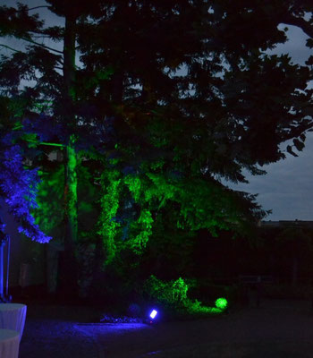 LED Outdoor Fluter mieten