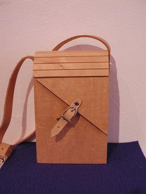 Handtasche aus Ahorn