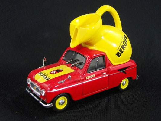 Renault 4L  Carafe BERGER     Tour de France 1964