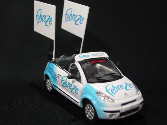 Citroen C3 Pluriel Febreze    Tour de France 2004