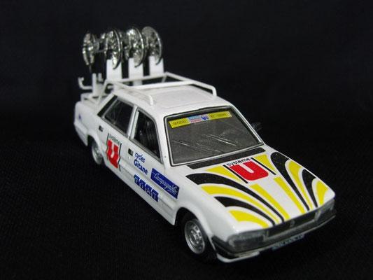 Peugeot 505 Equipe SYSTEME U                                  Tour de France 1987