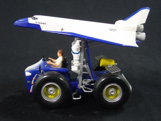 Navette spatiale Michelin  Caravane Tour de France 1998