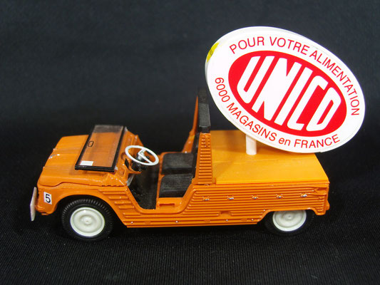 Citroën Méhari UNICO  Caravane Tour de France 1972