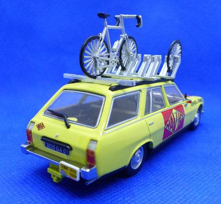 Peugeot 504 Break Assistance MAVIC  Tour de France 1977